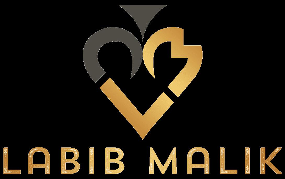 Magician & Mentalist Labib Malik Logo